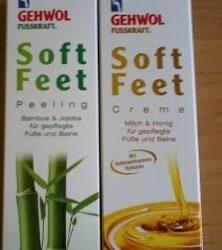 GEHWOL FUßKRAFT Soft Feet Peeling