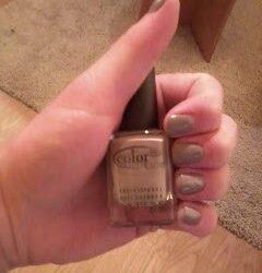 color CLUB 881 High Society Nail Polish