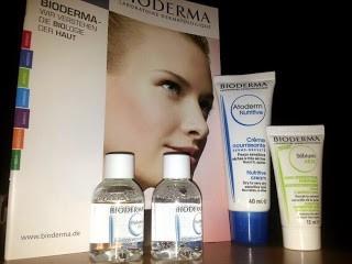 BIODERMA Atoderm Nutritive, Hydrabio H2O und Sébium AKN