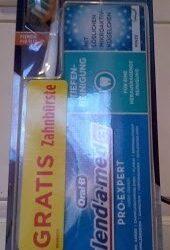 Oral-B blend-a-med Pro-Expert Zahncreme (+ Premium Pro-Flex Zahnbürste)