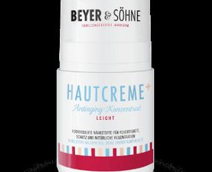 Beyer & Söhne Hautcreme+ Leicht