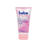 bebe Young Care soft hand cream mit leichtem seidenschimmer