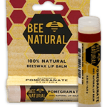 Bee Natural Lippenbalsam Pomegranate (sfmbox)
