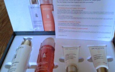 [Exklusiv] SOTHYS Testpaket für normale Haut und Mischhaut