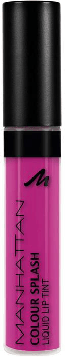 MANHATTAN Colour Splash Liquid Lip Tint