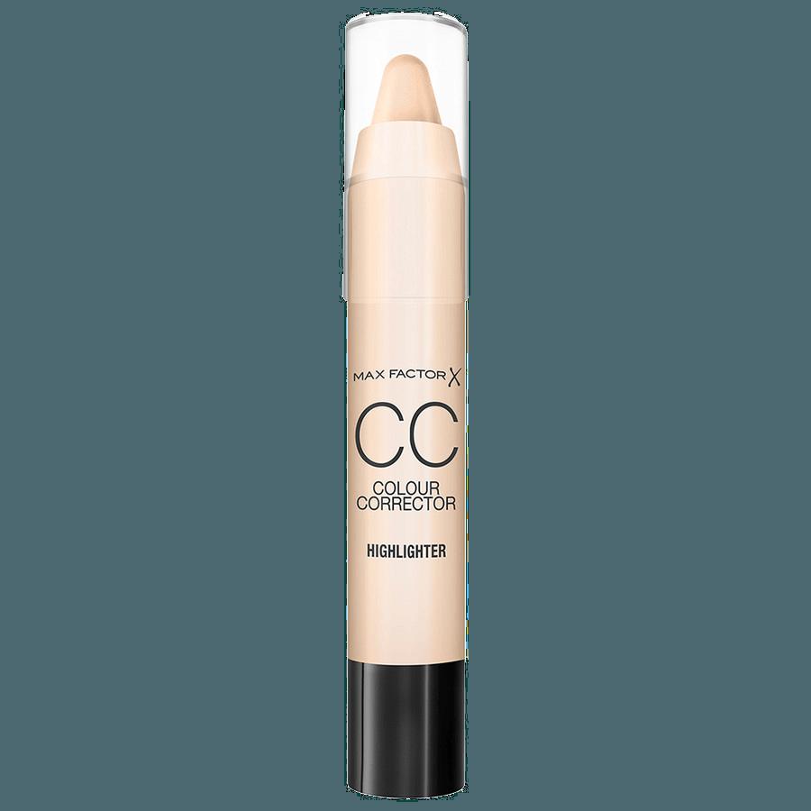 Max Factor CC Highlighter & EXCESS INTENSITY Longwear Eyeliner