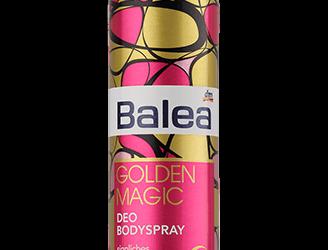 Balea Deospray Golden Magic