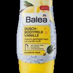 Balea Dusch-Bodymilk Vanille