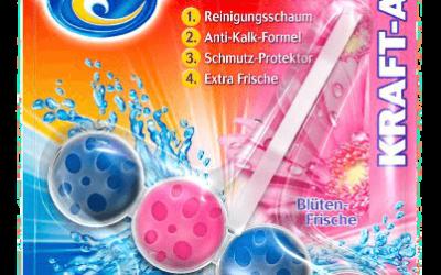 WC Frisch Kraft Aktiv Blütenfrische