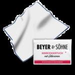 BEYER & SÖHNE Mikrofasertuch+