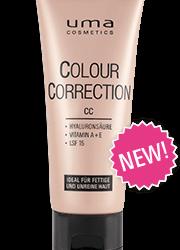uma cosmetics Colour Correction Cream und Daily Define Primer
