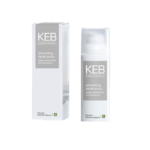 KEB Skincare smooting facial scrub.