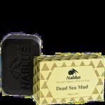 Nablus Olivenöl-Seife mit Schlamm aus dem Toten Meer