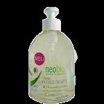 neobio milde Flüssigseife & pflegende Cremeseife