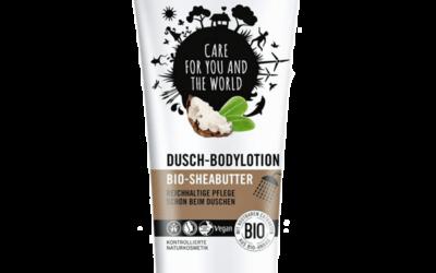 Sante Naturkosmetik Dusch-Bodylotion Sheabutter