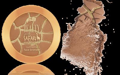 p2 Suntastic Face Bronzer   Beauty goes Safari LE