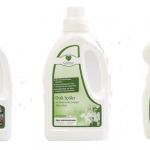 GrüNatur Universal-Waschmittel, Duftspüler und Spülmittel Sensitive