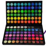 Lenka Kosmetik 120 Lidschattenpalette Matt & Schimmer 1