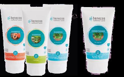 benecos Shampoo Melisse & Brennessel und Conditioner Melisse