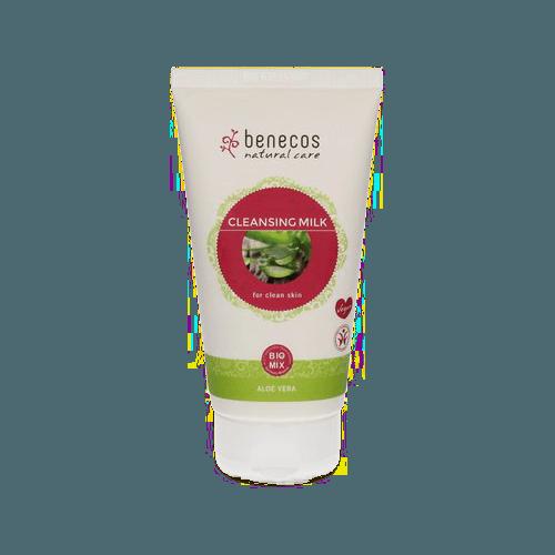 benecos Cleansing Milk Aloe Vera