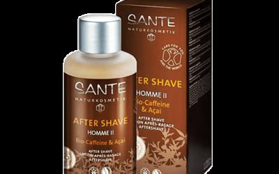 SANTE Naturkosmetik Homme II After-Shave Balsam