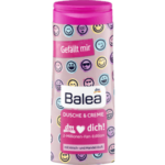 Balea Dusche & Creme dm ♥ liebt dich 2-Millionen-Fans-Edition