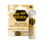 Bee Natural 100% Natural Lip Balm Coco Nilla