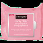 Neutrogena Visibly Clear Pink Grapefruit Reinigungstücher