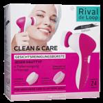 Rival de Loop Clean & Care Gesichtsreinigungsbürste Blogger Edition