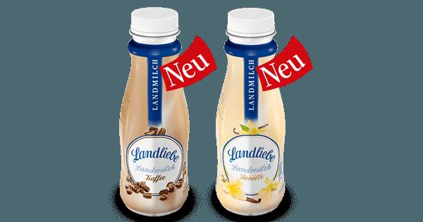 landliebemilchdrink kaffee vanille