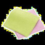 HAKA Kunz Flor-Net Microfaser Schwammtuch