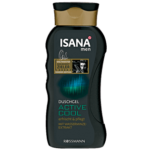ISANA men ACTIVE COOL Duschgel Ron-Robert Ziegler Weltmeister-Edition