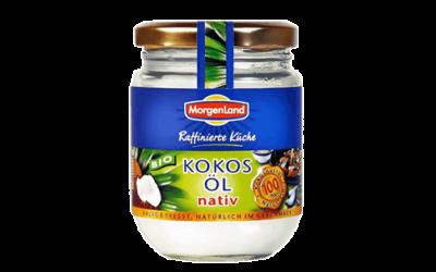 Morgenland Kokosöl, nativ