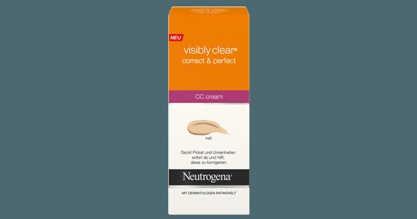 neutrogenavisiblyclearcorrectandperfectcccream