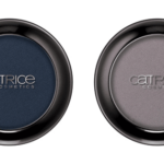 CATRICE Retrospective Wet & Dry Shadow C02 Blue Flashback & C03 Nostalgic Grey