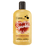i ♥ cosmetics cherry almond sparkle bath & shower crème