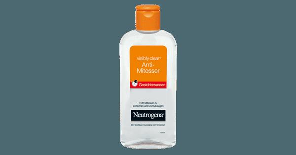 neutrogenavisiblyclearantimitessergesichtswasser