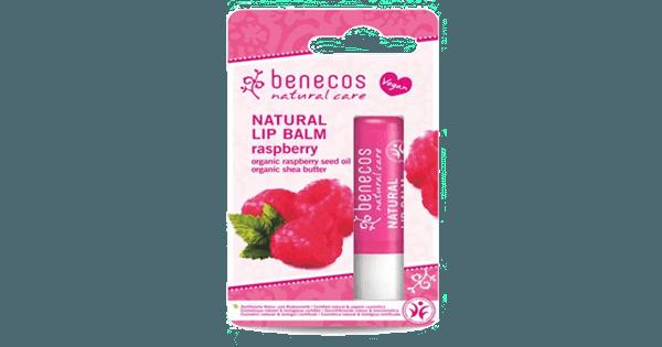 benecos Natural Lipbalm Raspberry