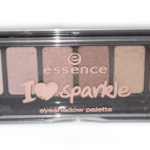 essence i ♥ sparkle eyeshadow palette 01 i'm your twinkle in the eye