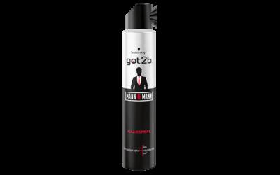 got2b Mann-O-Mann Haarspray
