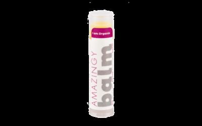 AMAZINGY Organic Coconut Lip Balm
