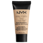 NYX Stay Matte But Not Flat Liquid Foundation SMF04 Creamy Natural