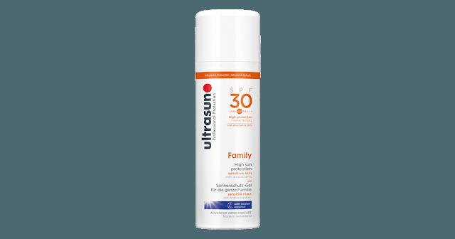 Ultrasun Family SPF30 Sonnenschutz Gel