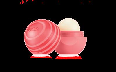 eos Active Lipbalm with SPF30 Fresh Grapefruit & SPF15 Fresh Lemon