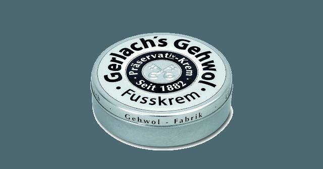 gehwolfusskrem
