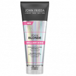 JOHN FRIEDA Sheer Blonde Brilliant Shine Stahlkraft & Volumen Shampoo