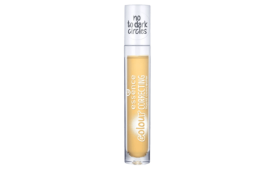 essence colour correcting concealer 20 pastel yellow