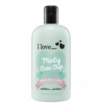 I Love... Bath & Shower Créme Minty Choc Chip