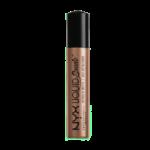 NYX Cosmetics Liquid Suede Matte Metallic Cream Lipstick Exposed