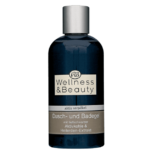 wellness&beauty Dusch- und Badegel Aktivkohle & Heilerden-Extrakt